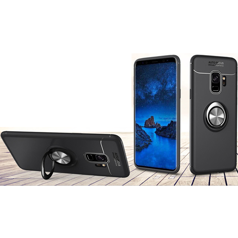 Protective Samsung S8 S9 And Plus Note 9 8 Case With Ring Bracket SGN807_8