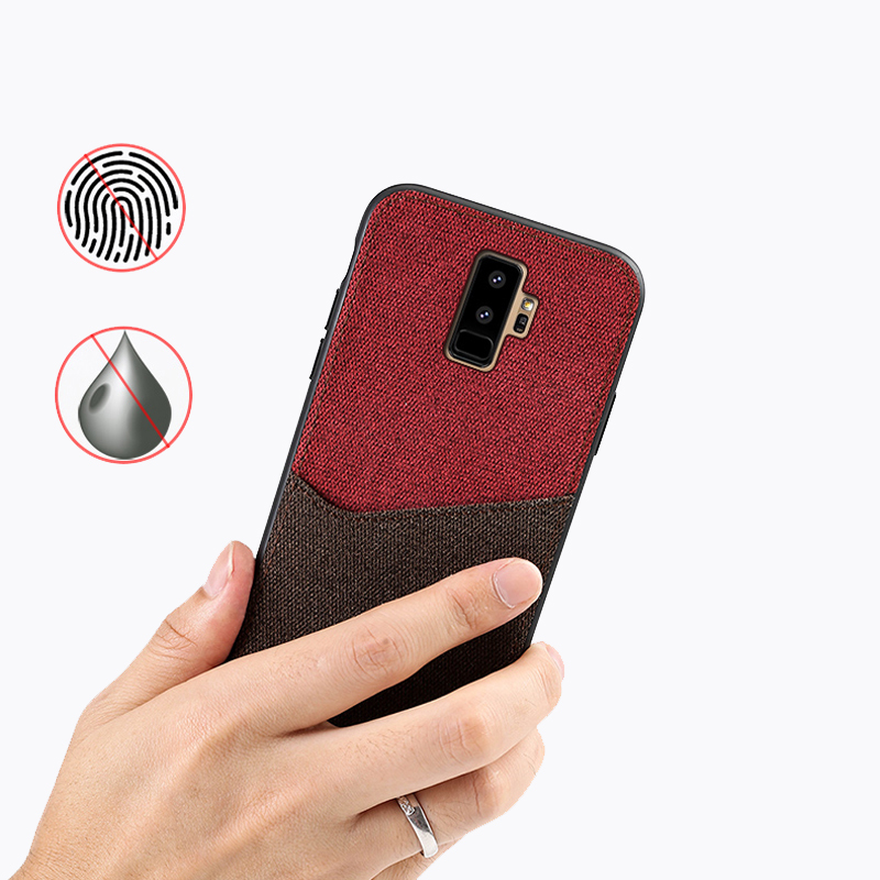 Creative Jeans Pattern Samsung Note 9 8 S9 8 Plus Case With Card Slot SGN902 SGN902_7