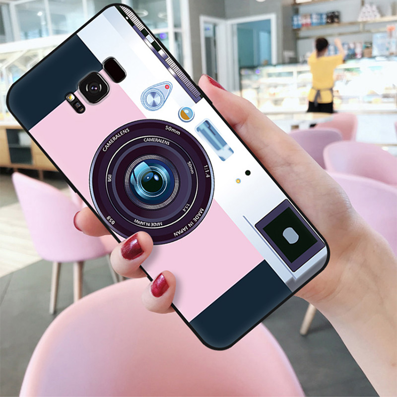 Perfect Camera Case Cover For Samsung Note 9 8 S9 S8 Plus SGN904_10