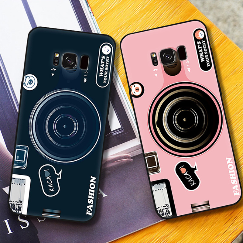 Perfect Camera Case Cover For Samsung Note 9 8 S9 S8 Plus SGN904_12
