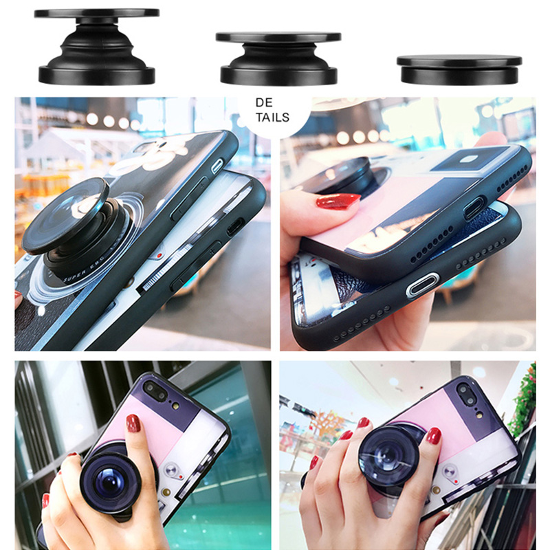 Perfect Camera Case Cover For Samsung Note 9 8 S9 S8 Plus SGN904_7