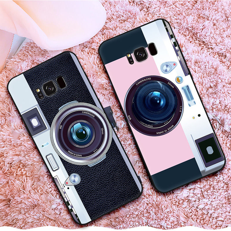 Perfect Camera Case Cover For Samsung Note 9 8 S9 S8 Plus SGN904_8