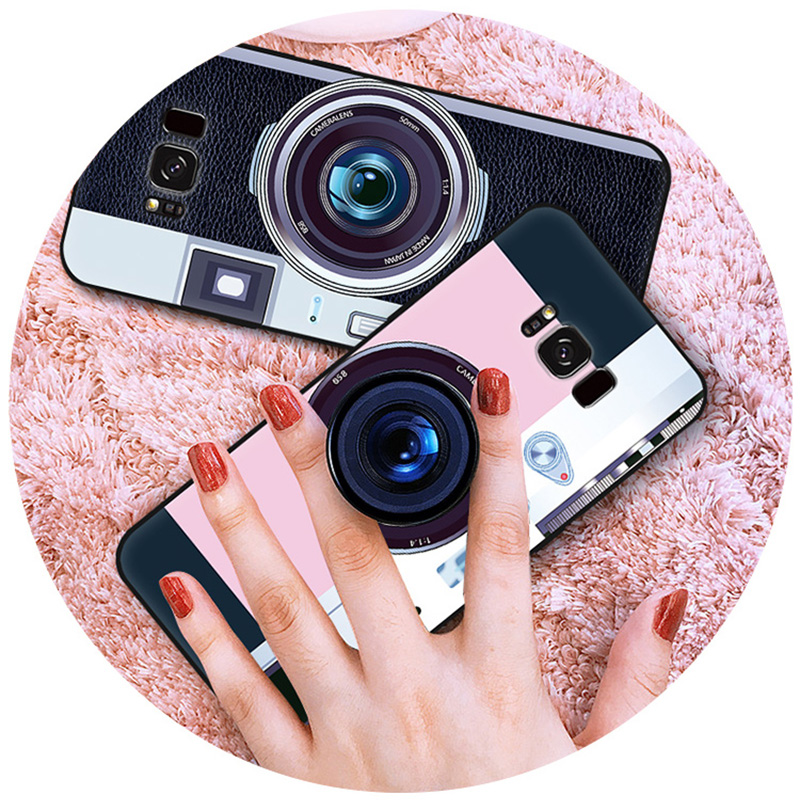 Perfect Camera Case Cover For Samsung Note 9 8 S9 S8 Plus SGN904_9