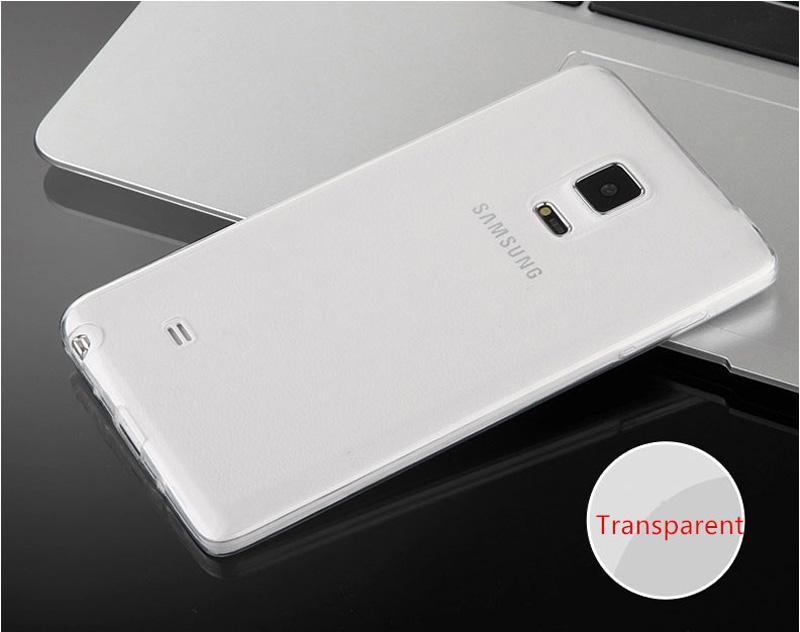 Cheap Slim Pink Silicone Samsung Galaxy Note Edge Case SGNE02_15
