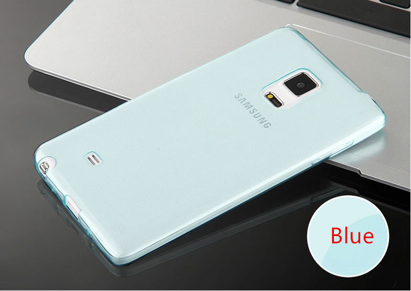 Cheap Slim Pink Silicone Samsung Galaxy Note Edge Case SGNE02_21