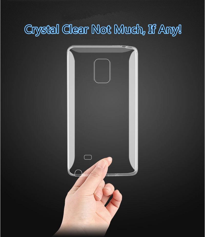 Cheap Slim Pink Silicone Samsung Galaxy Note Edge Case SGNE02_7