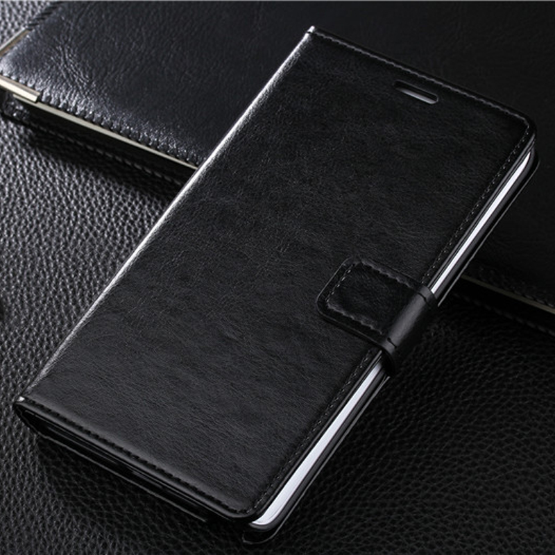 Protective Leather Clamshell Case For Samsung Note Edge N9150 With Card Slot SGNE03_11