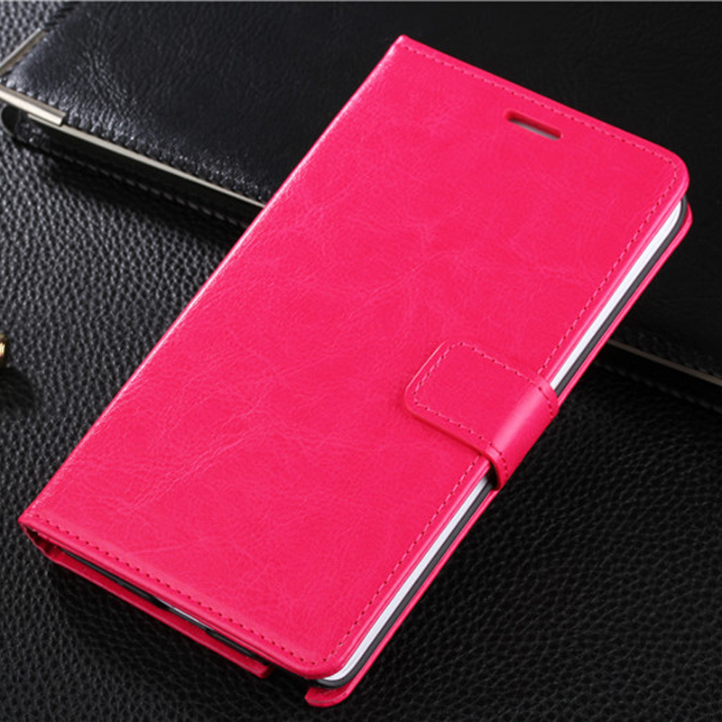 Protective Leather Clamshell Case For Samsung Note Edge N9150 With Card Slot SGNE03_8