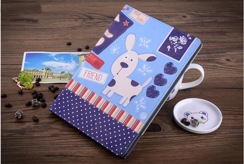 Cute Cartoon High Quality Painted Pattern Samsung Galaxy Tab S 10.5 Case Or Covers SGTC03_16