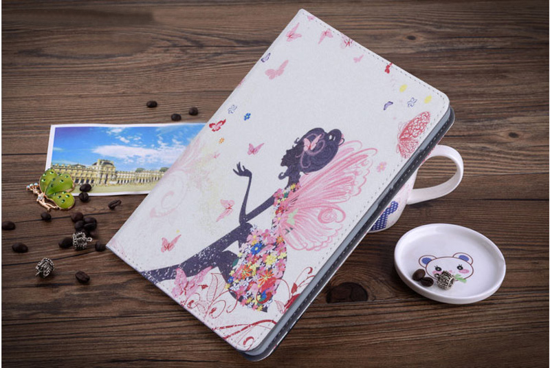 Cute Cartoon High Quality Painted Pattern Samsung Galaxy Tab S 10.5 Case Or Covers SGTC03_18