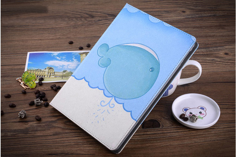 Cute Cartoon High Quality Painted Pattern Samsung Galaxy Tab S 10.5 Case Or Covers SGTC03_20