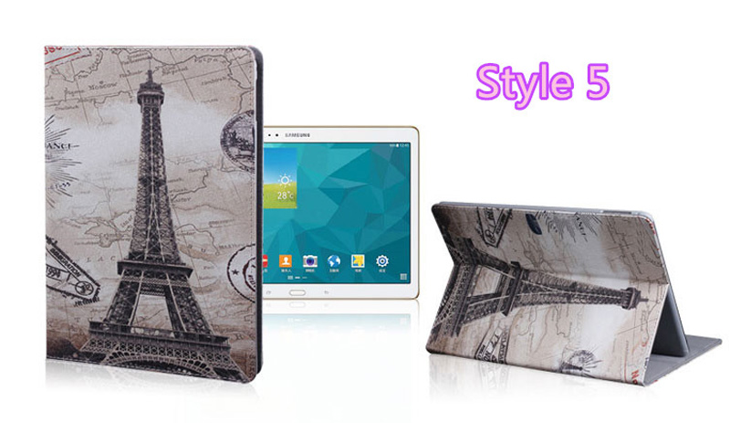 Cute Cartoon High Quality Painted Pattern Samsung Galaxy Tab S 10.5 Case Or Covers SGTC03_23