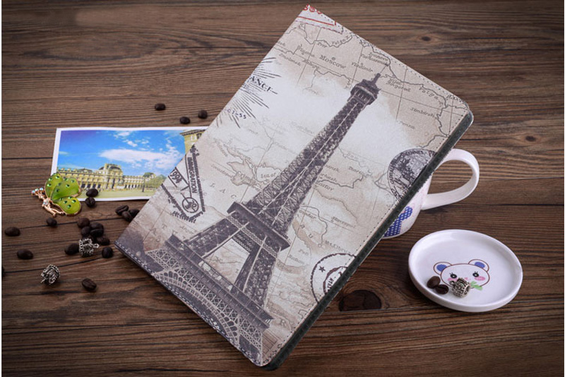 Cute Cartoon High Quality Painted Pattern Samsung Galaxy Tab S 10.5 Case Or Covers SGTC03_24
