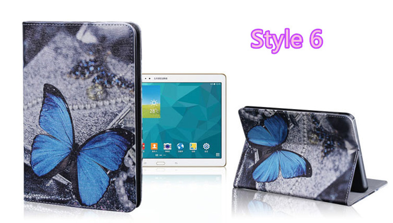 Cute Cartoon High Quality Painted Pattern Samsung Galaxy Tab S 10.5 Case Or Covers SGTC03_25