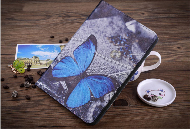 Cute Cartoon High Quality Painted Pattern Samsung Galaxy Tab S 10.5 Case Or Covers SGTC03_26