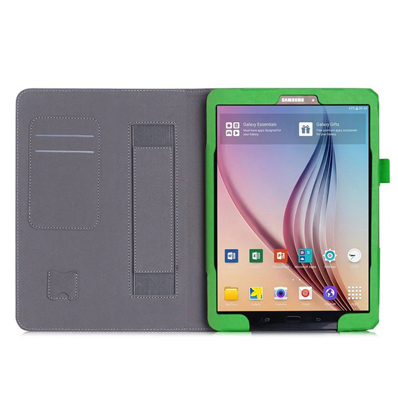 innovative design e7a8c c5a13 Best Samsung Galaxy Tab S3 9.7 Inch SM T820 T825 Leather Cover SGTC04