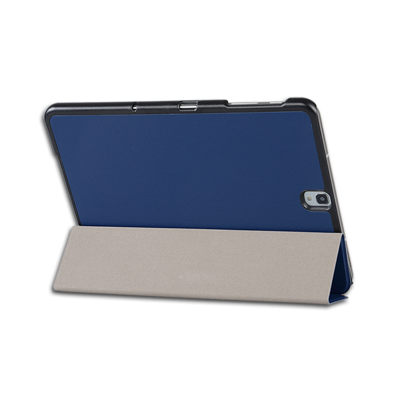 Leather Samsung Tab S3 9.7 Inch Cover Bag With Pen Cap SGTC05_10