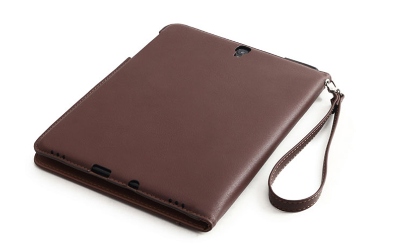 Leather Samsung Tab S3 9.7 Inch Cover Bag With Pen Cap SGTC05_13
