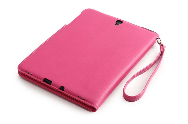 Leather Samsung Tab S3 9.7 Inch Cover Bag With Pen Cap SGTC05_19