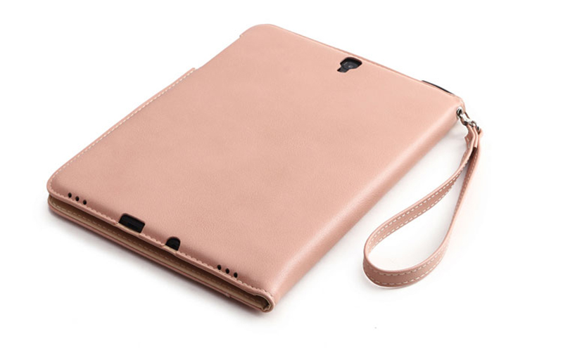 Leather Samsung Tab S3 9.7 Inch Cover Bag With Pen Cap SGTC05_21