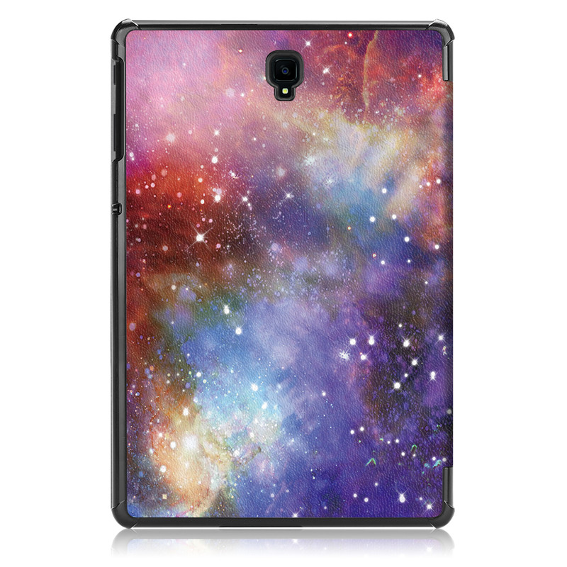 Painted Protective Samsung Tab S4 10.5 Inch Leather Cover SGTC08_10