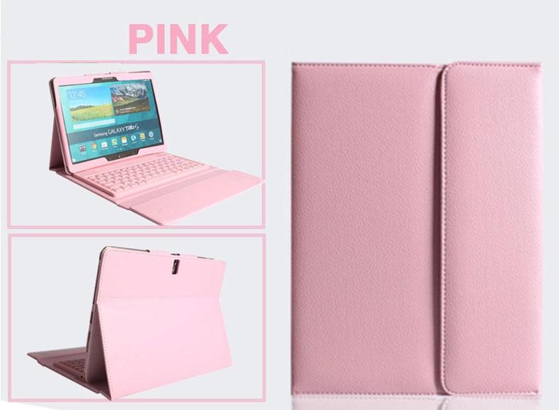 2019 Best Leather Black Samsung Galaxy Tab S 10.5 Keyboard SGTK01_15