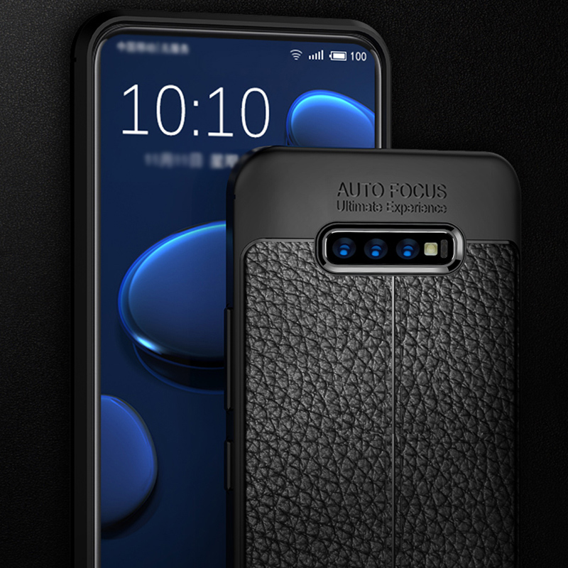 All-inclusive Silicone Samsung S10 Plus And Lite Case SGX01_8