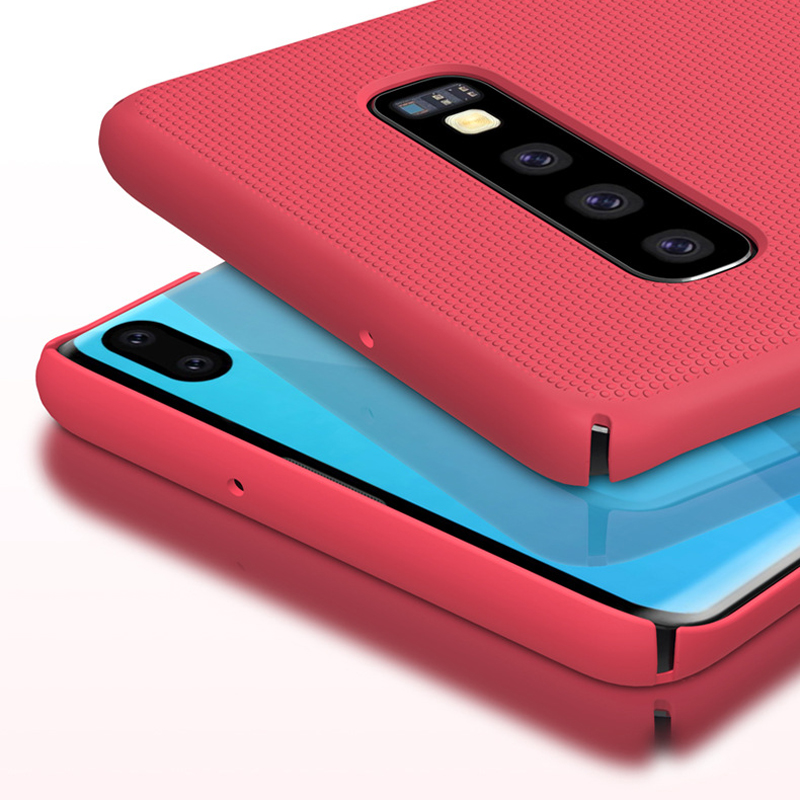 Protective Samsung Galaxy S10 Plus Case Cover SGX04_9