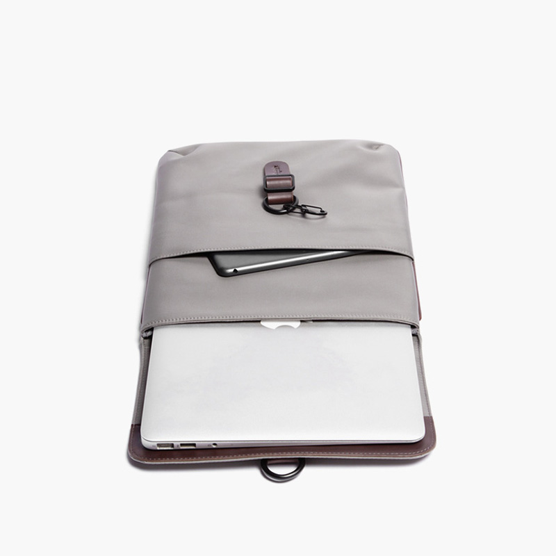 Canvas Macbook 12 Surface Pro 6 5 4 3 Laptop Book Bag With Buckle SPC03_13