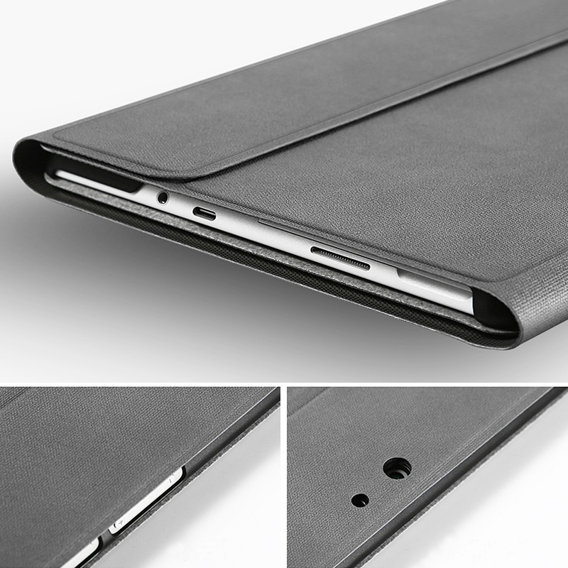 Perfect 2019 Thin Surface Go Pro 6 5 4 Cover With Pen Slot SPC04_11