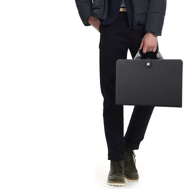 Leather Surface Laptop 3 2 Protective Cover Bag SPC09_12