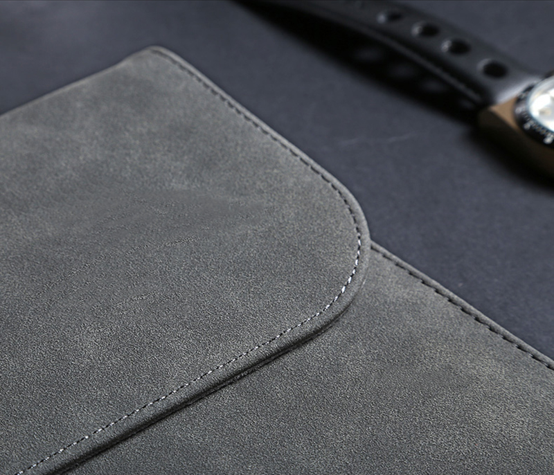 Leather Surface Pro 5 4 3 Laptop Bag Cover With Small Bag SPC12_10