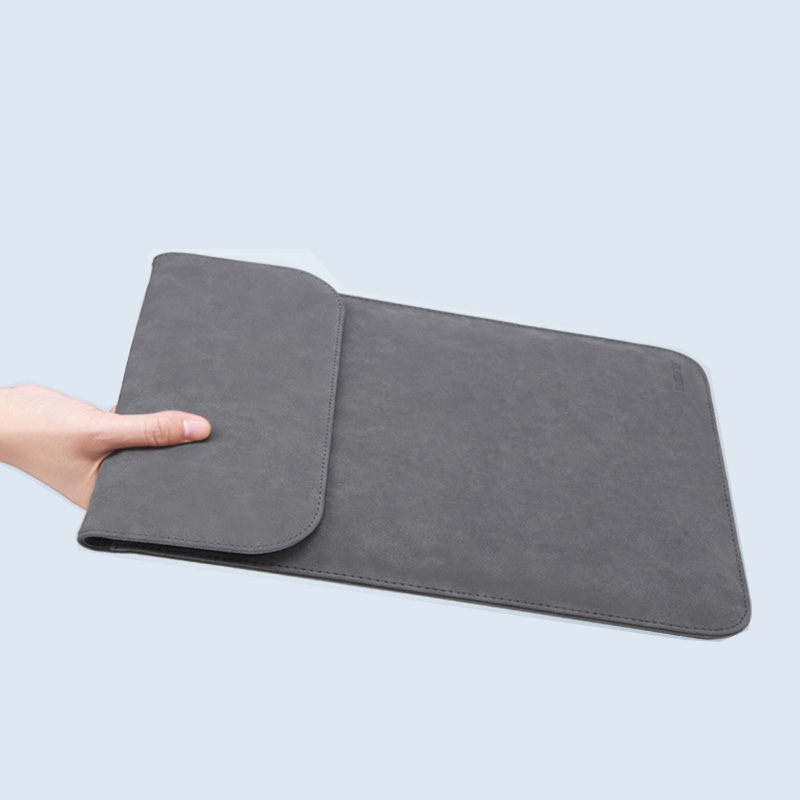 Leather Surface Pro 5 4 3 Laptop Bag Cover With Small Bag SPC12_9