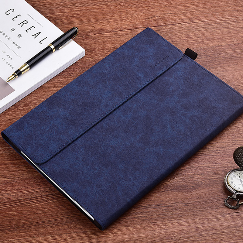 Protective Leather Surface Pro 7 6 5 4 12.3 Inch Cover With Pen Cap SPC13_13