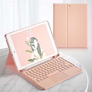 Perfect Leather iPad Pro 11 10.2 New iPad Air Keyboard Cover IP501