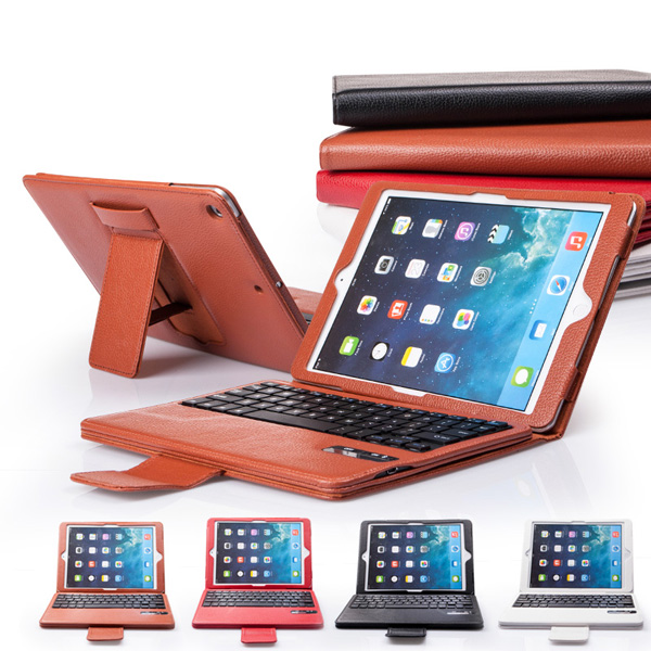 Bluetooth Keyboard With Case For iPad Air 1 2 2017 New iPad Pro 9.7 Inch IP503