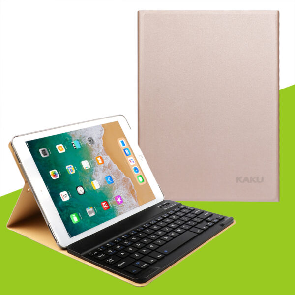 Bluetooth Keyboard With Case For iPad Air 1 2 2017 New iPad Pro 9.7 Inch IP503_8