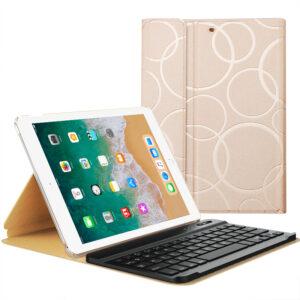Smart Protective iPad Air 1 2 2017 New iPad Keyboard Cover IP505