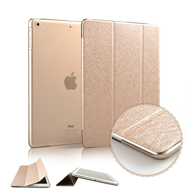 Top And Cool Cheap Leather Apple iPad Air Covers And Cases Cheap Smart Cases And Cover For iPad Air IPC04