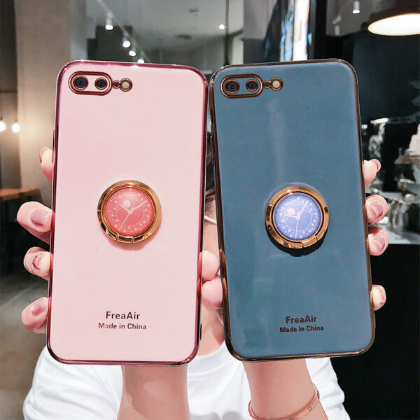 Perfect Case With Ring For iPhone 6 7 8 Plus SE IPS505_4