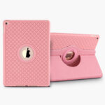 360 Degree Rotation Leather iPad Mini Air 2017 2018 New iPad Cover IPMC04