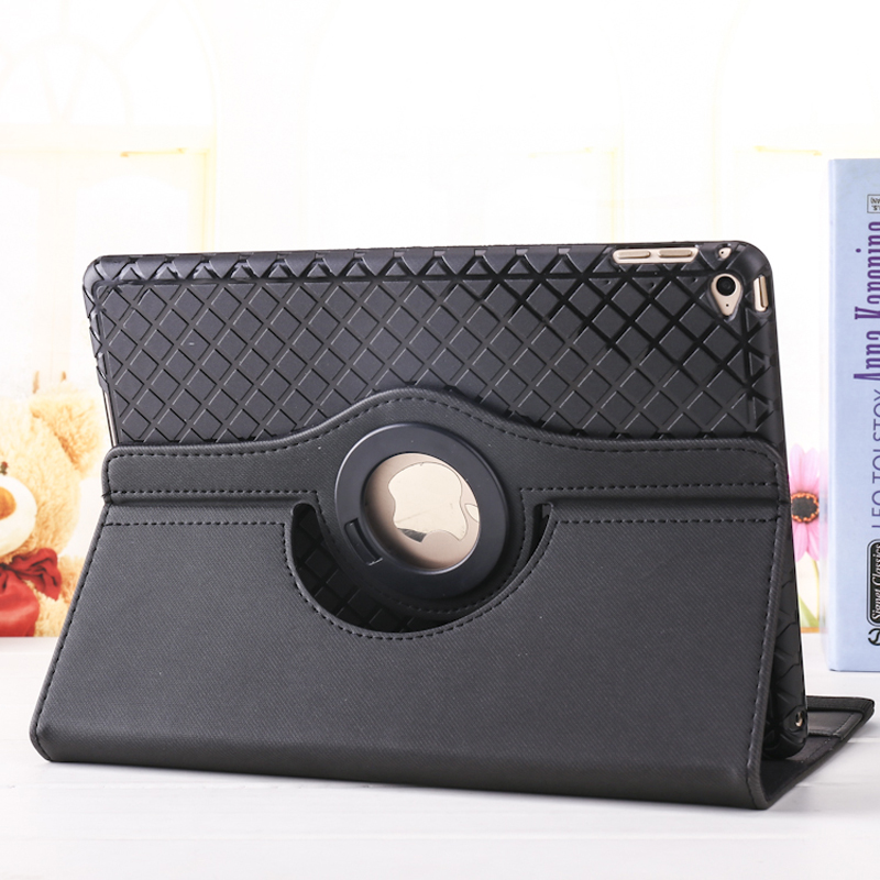 360 Degree Rotation Leather iPad Mini Air 2017 2018 New iPad Cover IPMC04_2