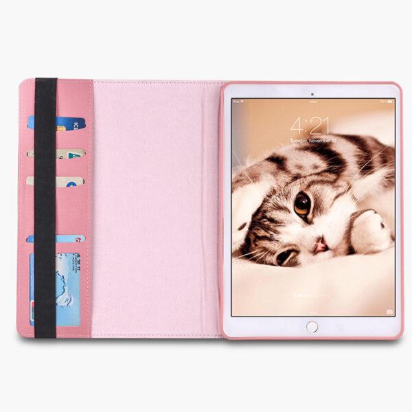 360 Degree Rotation Leather iPad Mini Air 2017 2018 New iPad Cover IPMC04_6