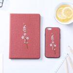 Embroidery Cover For iPad Mini Air Pro 2017 2018 New iPad IPMC03_1