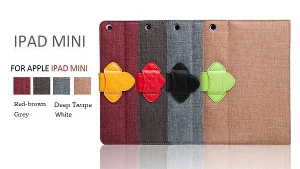 Best Bluetooth iPad Mini Keyboard Cover IPMK03