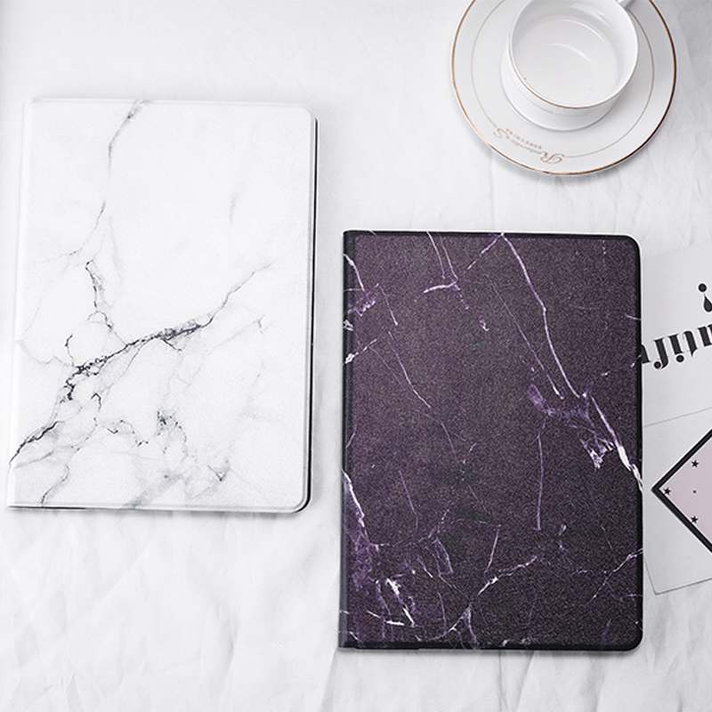 Marble Pattern Cover Case For iPad Mini 4 3 2 iPad Air 1 2 iPad 7 IPMC02