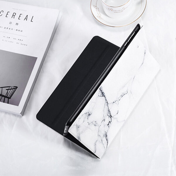 Marble Pattern Cover Case For iPad Mini 4 3 2 iPad Air 1 2 iPad 7 IPMC02_5