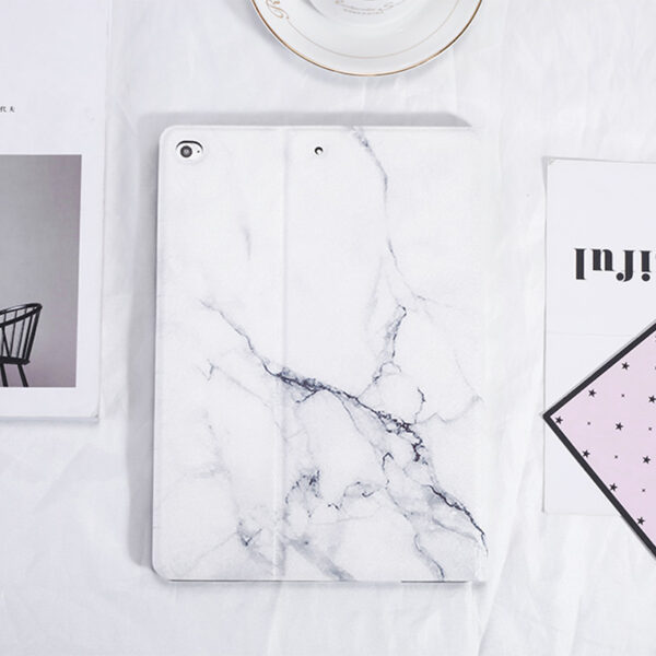 Marble Pattern Cover Case For iPad Mini 4 3 2 iPad Air 1 2 iPad 7 IPMC02_6
