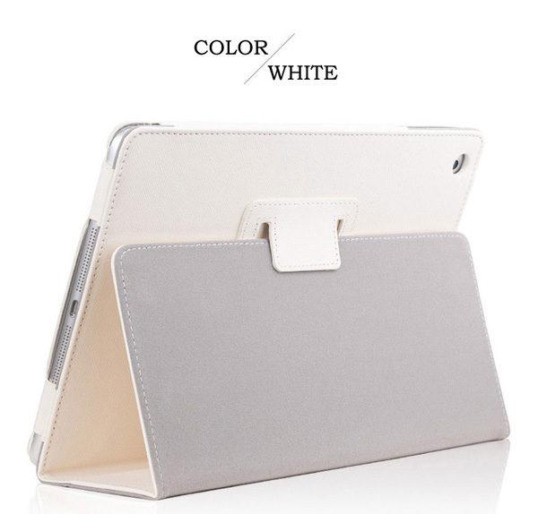 Cheap iPad Mini Air Pro Leather Cover Folding Folio Case IPMC06_4
