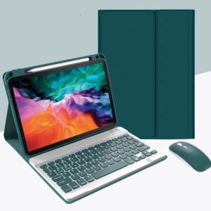 Best iPad Pro Air Bluetooth Keyboard Cover For iPad IPMK02